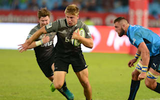 Ten the magic number for Crusaders after annihilation of Bulls