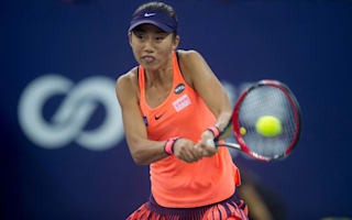 Zhang, Bellis into last eight