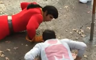Tourist challenges Gaston to push-up contest at Disney World: What happens next?