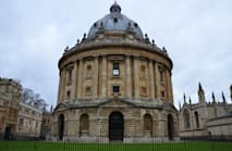 Footprints Tours Oxford
