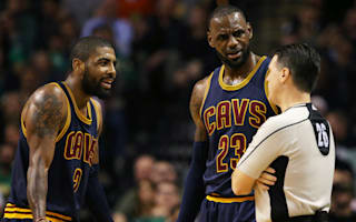 Spurs dismantle Cavs, Westbrook lifts Thunder