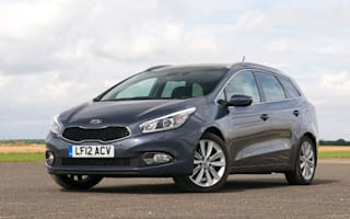 First drive review: Kia Cee'd SW