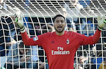 Donnarumma claims he was hacked over Milan renewal post