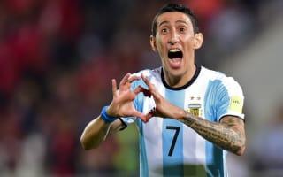 Chile 1 Argentina 2: Di Maria, Mercado inspire win