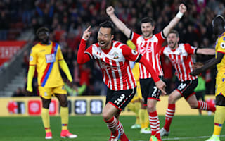 Southampton 3 Crystal Palace 1: Rampant Saints halt Allardyce's winning run