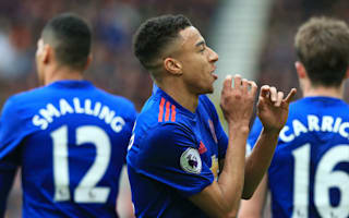 Manchester United reach 600 Premier League wins as Middlesbrough hit sorry milestone