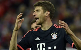 Muller fed up with debate over Bayern role