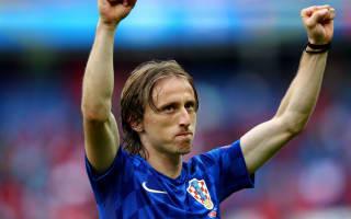 Modric named new Croatia captain
