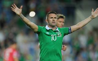 Keane makes Ireland's Euros squad
