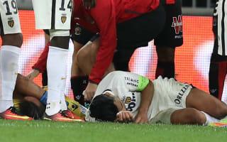 Falcao still in hospital - Jardim