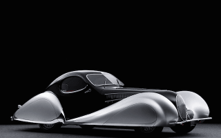 Rare Talbot-Lago 'Goutte d'Eau' Coupe could fetch £3.5 million