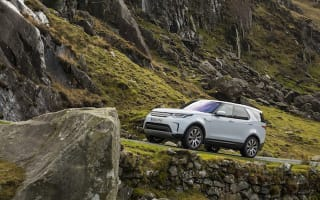 First Drive: Land Rover Discovery