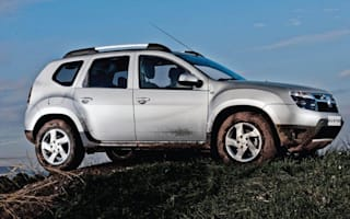 Dacia prepares to launch Duster SUV in the UK