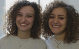 Meet the doppelgangers who met only four years ago but now live together