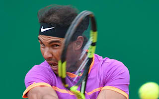 Classy Nadal up and running in Barcelona