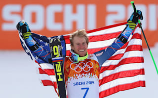 Ligety out for the season