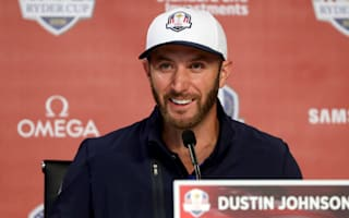 Past Ryder Cup defeats of no importance to Dustin Johnson
