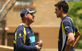 Starc: Australia a closer unit since Lehmann replaced Arthur