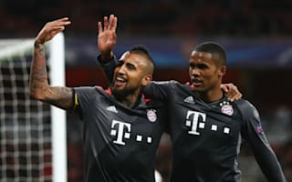 Costa returns to Bayern Munich training