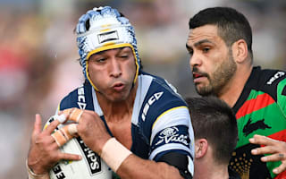 Thurston stars as Cowboys overpower Rabbitohs