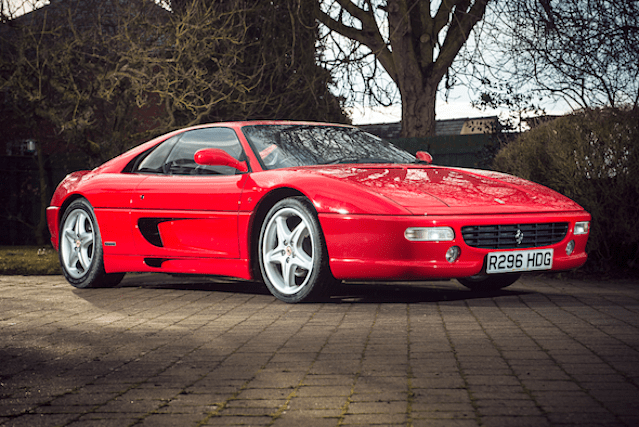 Two classic Ferraris to go under the hammer