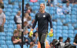 Schmeichel: Guardiola made a statement with Hart loan