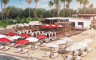 On the beach! World's best airport lounge to open in Barbados