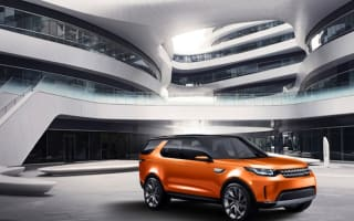 Land Rover teases Discovery Sport details
