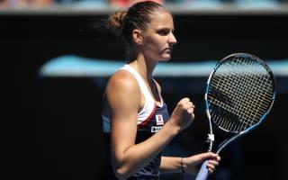 Pliskova staying grounded despite dominance