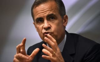 Bank of England takes small steps back to rational thinking