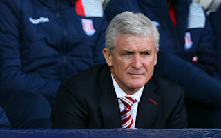 'Perhaps he doesn't like shaking hands' - Hughes bemused by Pulis snub