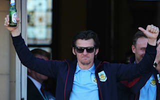 Rangers signing Barton would send message to Celtic - De Boer