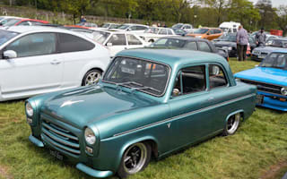 Hundreds of Fords to feature at Beaulieu's bank holiday weekend