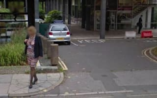 Man finds friend on Google Maps in same place he's meeting her