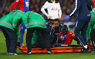 Sakho injury could bring end to Palace loan spell - Allardyce