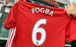 Cole delighted to see Pogba back at Man United