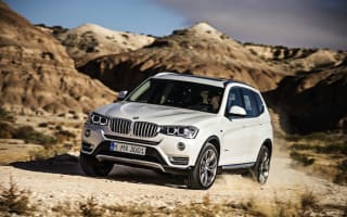 BMW unveils new X3... but the changes are hard to spot