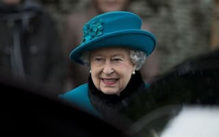 Queen's 'rainy day' fund down to last £1m