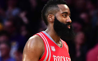 Harden, DeRozan star in wins