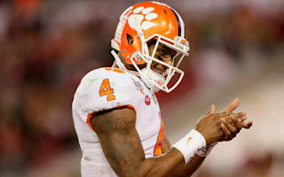 Texans draft Watson after another trade with Browns