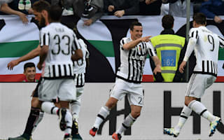 Juventus v Sampdoria: Padoin sends out warning as champions close stunning campaign
