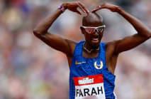 Farah in fine form ahead of Rio