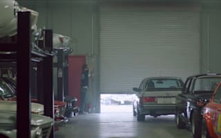 Video: Secret BMW collector owns 45-strong classic BMW fleet