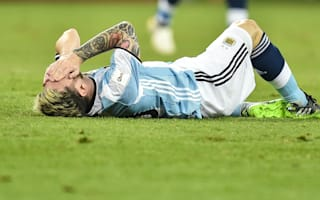 BREAKING NEWS: Messi hit with four-match ban ahead of Bolivia v Argentina