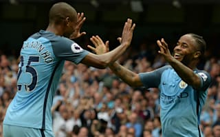 Guardiola 'so optimistic' after Man City's perfect start