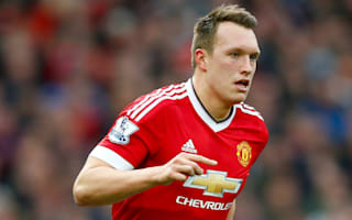 Hughes confirms Stoke interest in Manchester United defender Jones