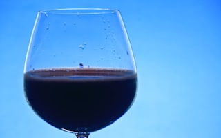 Easiest way to remove red wine stains