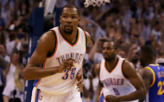 Thunder dominate Warriors in game three