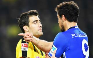 Weinzierl wants 'aggressive' Schalke to keep Dortmund blunt in derby