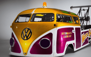 Meet the 179mph Volkswagen van